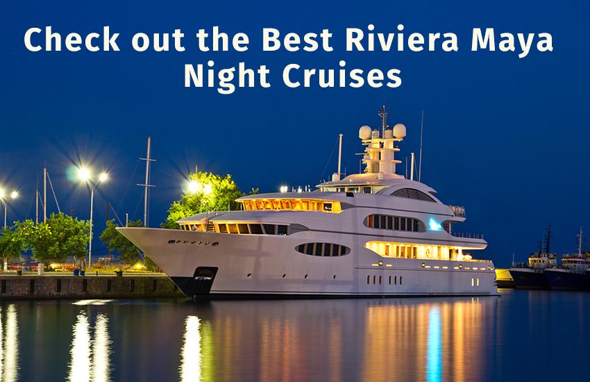 Sunset Cruise Charters Riviera Maya